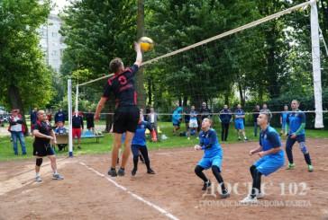Команда Управління поліції охорони виборола першість у чемпіонаті з волейболу серед правоохоронних структур Тернопільщини