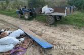 У Бучацькій міській громаді внаслідок ДТП травми отримала пасажирка мотоблока
