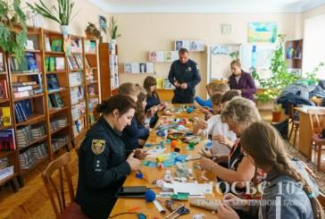 Флікерів забагато не буває: поліцейські та школярики створювали один із найпростіших способів вберегти життя