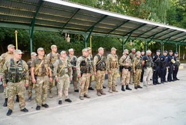 Правоохоронці Тернопільщини вирушили у відрядження в зону проведення Операції об'єднаних сил
