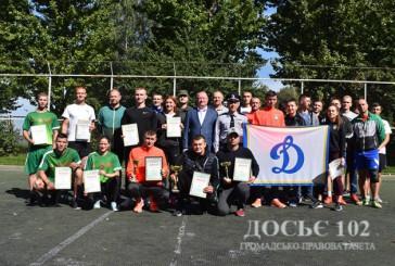 Правоохоронці силових структур Тернопільщини змагалися у чемпіонаті з легкоатлетичного кросу