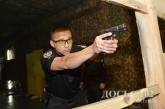 Поліцейські інструктори змагалися за звання кращих