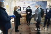 Питання співпраці обговорили тернопільські поліцейські з представниками Консультативної місії Європейського союзу