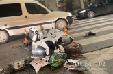 Три автопригоди зареєстрували правоохоронці Тернопільщини 20 жовтня