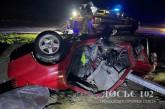 Правоохоронці встановлюють обставини аварій на дорогах області